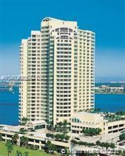 Condo For Sale: 888 Brickell Key Dr #3007