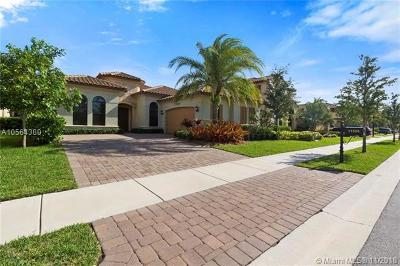 Parkland Single Family Home For Sale: 11524 NW 79th Mnr