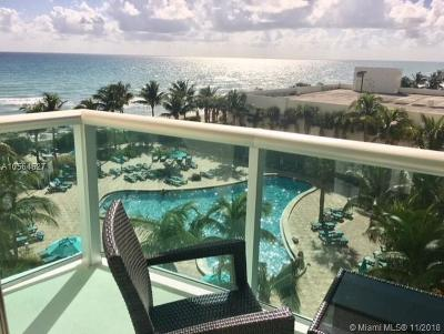 Hollywood Condo For Sale: 3801 S Ocean Dr #5G