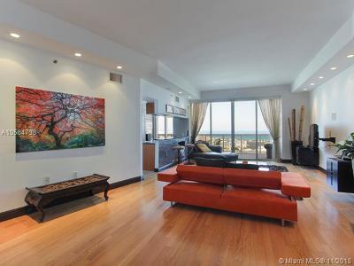 Miami Beach Condo For Sale: 400 Alton Rd #PH11