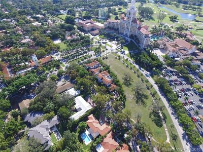 Coral Gables Residential Lots & Land For Sale: 1221 Anastasia