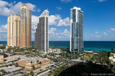 Sunny Isles Beach Condo For Sale: 210 174th St #1710