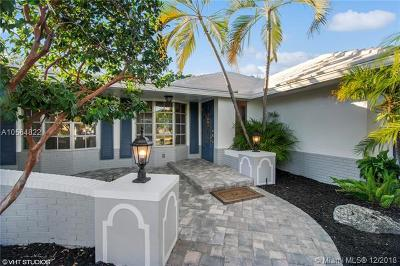 Fort Lauderdale Single Family Home For Sale: 6411 NE 21st Road