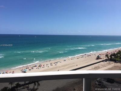 Sunny Isles Beach Condo For Sale: 18001 Collins Ave #1412