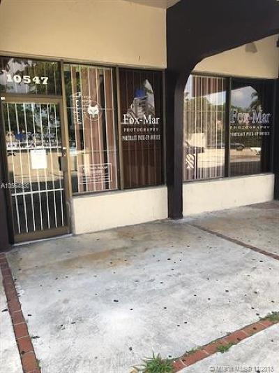 Commercial For Sale: 10527 SW 109th Ct
