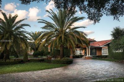 Single Family Home For Sale: 5851 SW 118th Ave