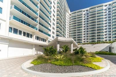 Miami Beach Condo For Sale: 2301 Collins Ave #1101