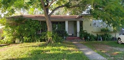 Single Family Home For Sale: 259 NE 46th St