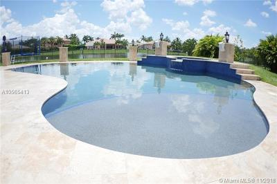 Davie Single Family Home For Sale: 14950 SW 38th St