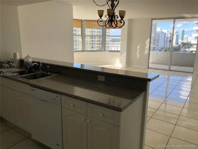 Oceanside Plaza, Oceanside Plaza Condo Condo For Sale: 5555 Collins Ave #12S