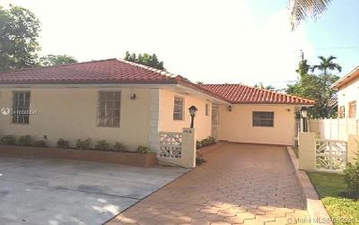 Miami Single Family Home For Sale: 1410 SW 16th St