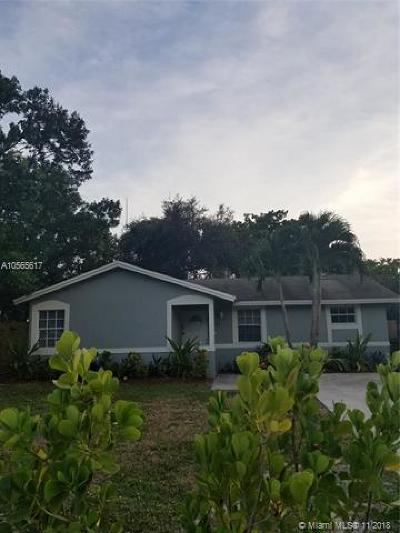 Fort Lauderdale Single Family Home For Sale: 214 SW 7th Street
