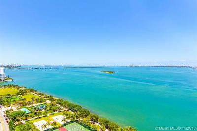 Miami Condo For Sale: 1717 N Bayshore Dr #A-3750