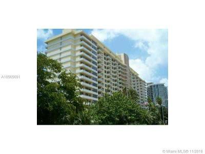 Miami Condo For Sale: 5600 Collins Ave #17E