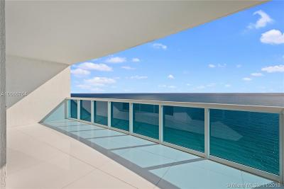 Hollywood Condo For Sale: 2711 S Ocean Dr #2504