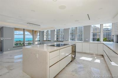 Miami Beach Condo For Sale: 5660 Collins Ave #6B