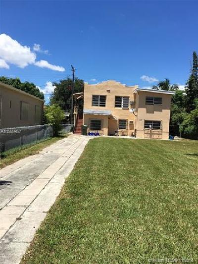 Miami FL Multi Family Home For Sale: $360,000