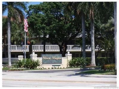 Boca Raton Condo For Sale: 6 Royal Palm Way #309