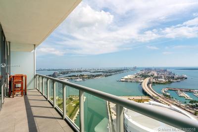 Marina Blue, Marina Blue Condo, Marina Blue Condominium, Marinablue, Marinablue Condo Condo For Sale: 888 Biscayne Blvd #4606