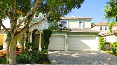 Cutler Bay Single Family Home For Sale: 8783 SW 206th Ln