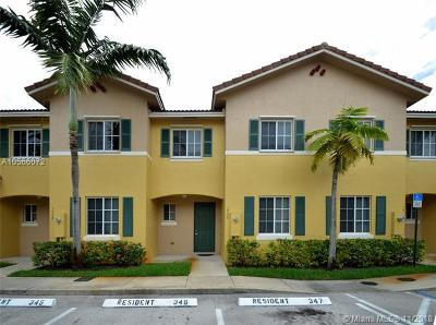 North Lauderdale Condo For Sale: 6041 SW 19 Place