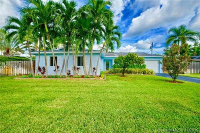 Palmetto Bay Single Family Home For Sale: 14721 SW 87th Pl