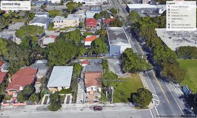 Commercial Lots & Land Active With Contract: 213 NW 34th Ter