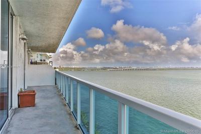 Miami Condo For Sale: 700 NE 25th St #802