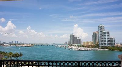 Fisher Island Condo For Sale: 7091 Fisher Island Drive #7091