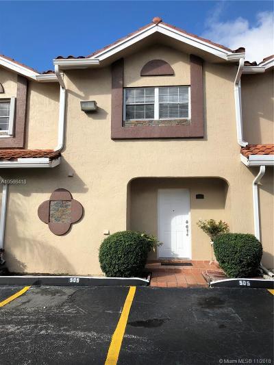 Miami Condo For Sale: 6540 SW 138th Ct #505