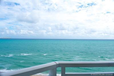 Miami Beach Condo For Sale: 7135 Collins Ave #1416