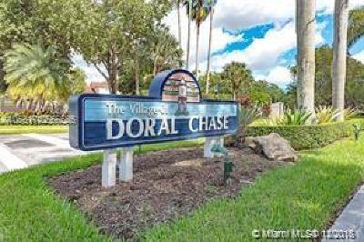 Doral Condo For Sale: 4440 NW 98th Ave #4440