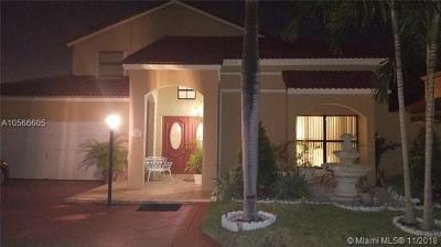 Miami Single Family Home For Sale: 441 SW 87th Ct