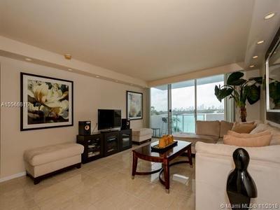 Miami Beach Condo For Sale: 1000 West Ave #314