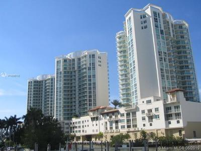 St Tropez On The Bay, St Tropez On The Bay 1 Co, St Tropez/Bay I, St Tropez Ocean, St Tropez Ocean Condo Condo For Sale: 150 Sunny Isles Blvd #1-901