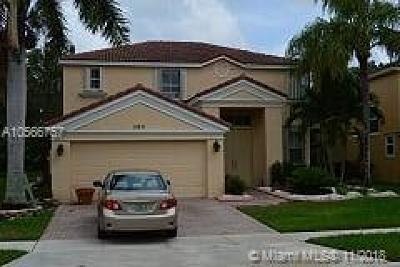 Miramar FL Single Family Home For Sale: $485,000