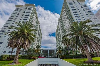 Fort Lauderdale Condo For Sale: 3410 Galt Ocean #2103N