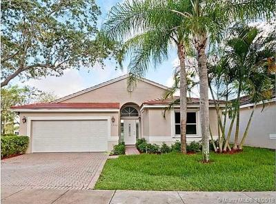Single Family Home For Sale: 1510 SW 149th Ave