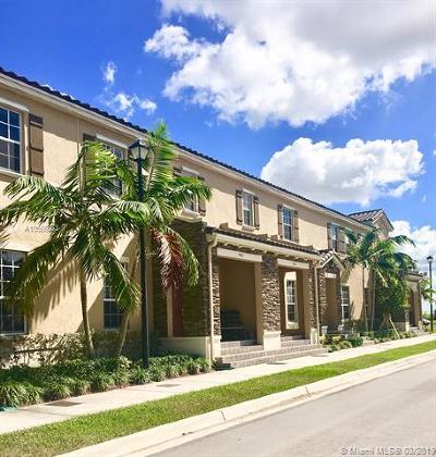 Miami Condo For Sale: 9451 SW 172nd Ave #9451