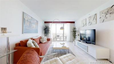 Miami Beach Condo For Sale: 1500 Bay Rd #1406S