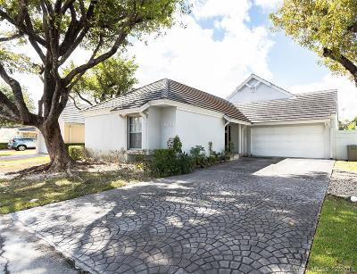 Doral Single Family Home For Auction: 4820 NW 98th Pl
