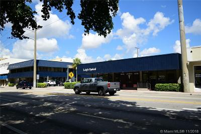 Coral Gables Commercial For Sale: 3735 SW 8th St #201+203