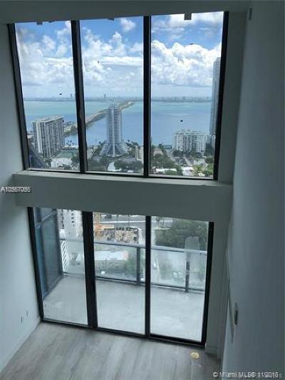 Condo For Sale: 3401 NE 1st Ave Miami #PH05