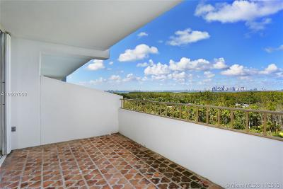 Key Biscayne Condo For Sale: 155 Ocean Lane Dr #1006