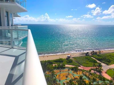 Miami Beach Condo For Sale: 6515 Collins Ave #1608