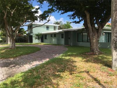 Lauderdale By The Sea Single Family Home For Sale: 283 S Tradewinds Ave
