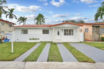 Coral Gables Single Family Home For Sale: 4137 SW 14th St
