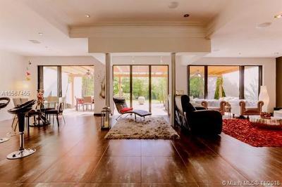 Miami Beach Single Family Home For Sale: 1735 Michigan Ave