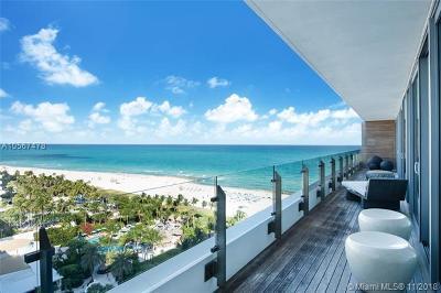 Edition, Edition Miami Beach, Edition Residences, Miami Beach Edition, The Edition Residences, 2901 Collins Condo Condo For Sale: 2901 Collins Ave #1409