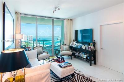 Miami Condo For Sale: 900 Biscayne Blvd #3208